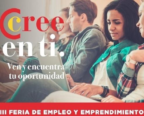 Feria empleo emprendimiento Lacamaracrreenti