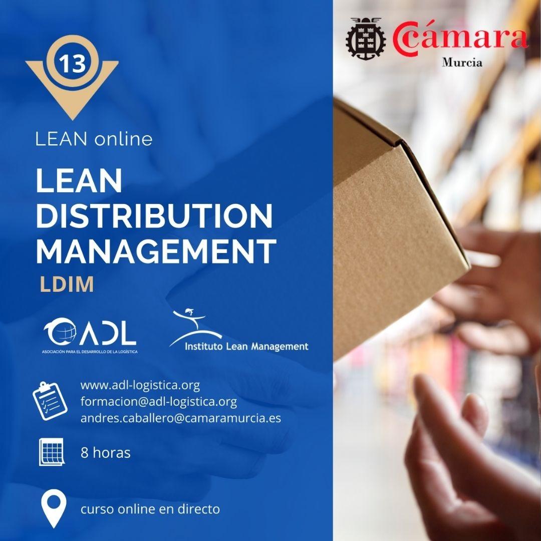 urso Lean Distribution Management - Camara Comercio Murcia