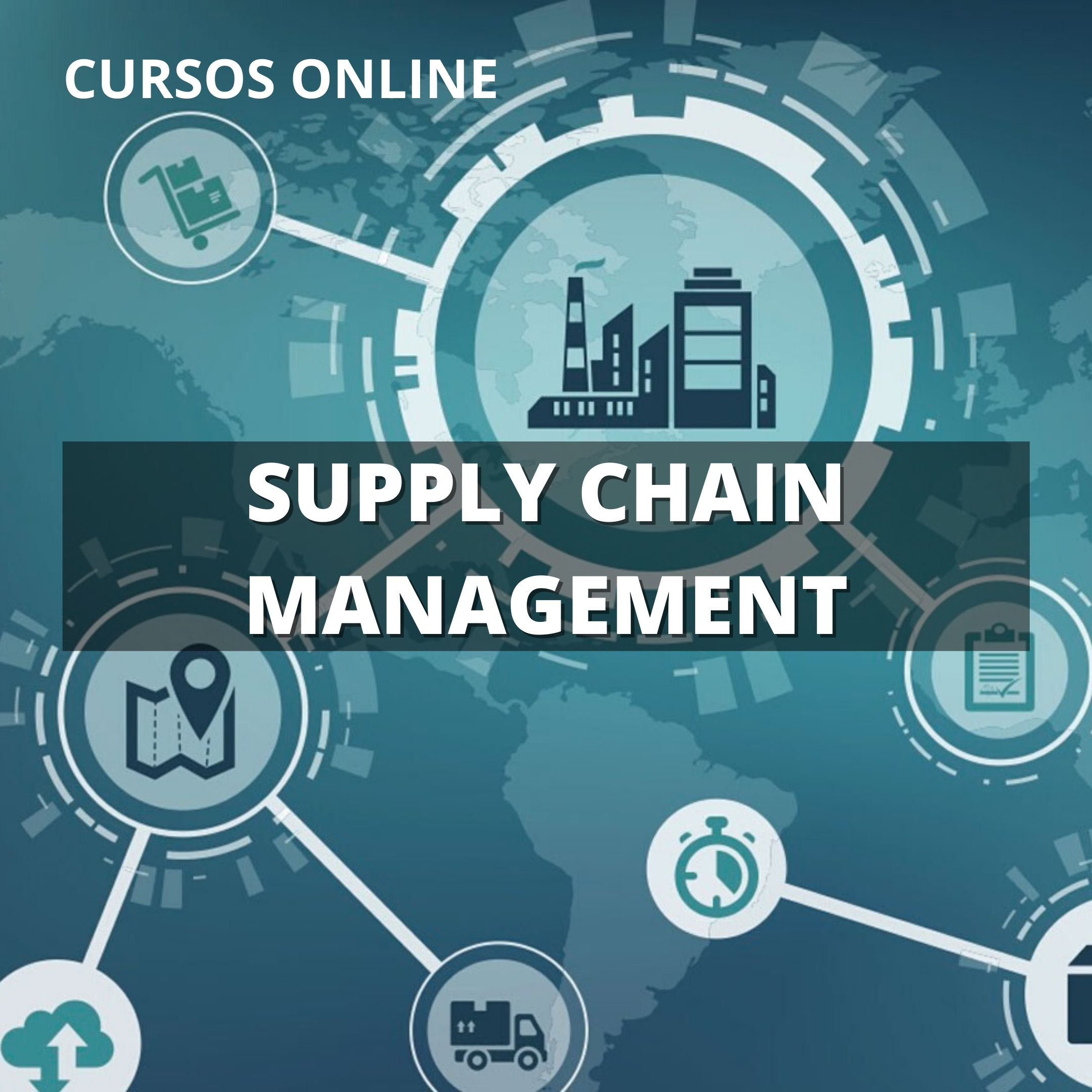 cursos online supply chain management