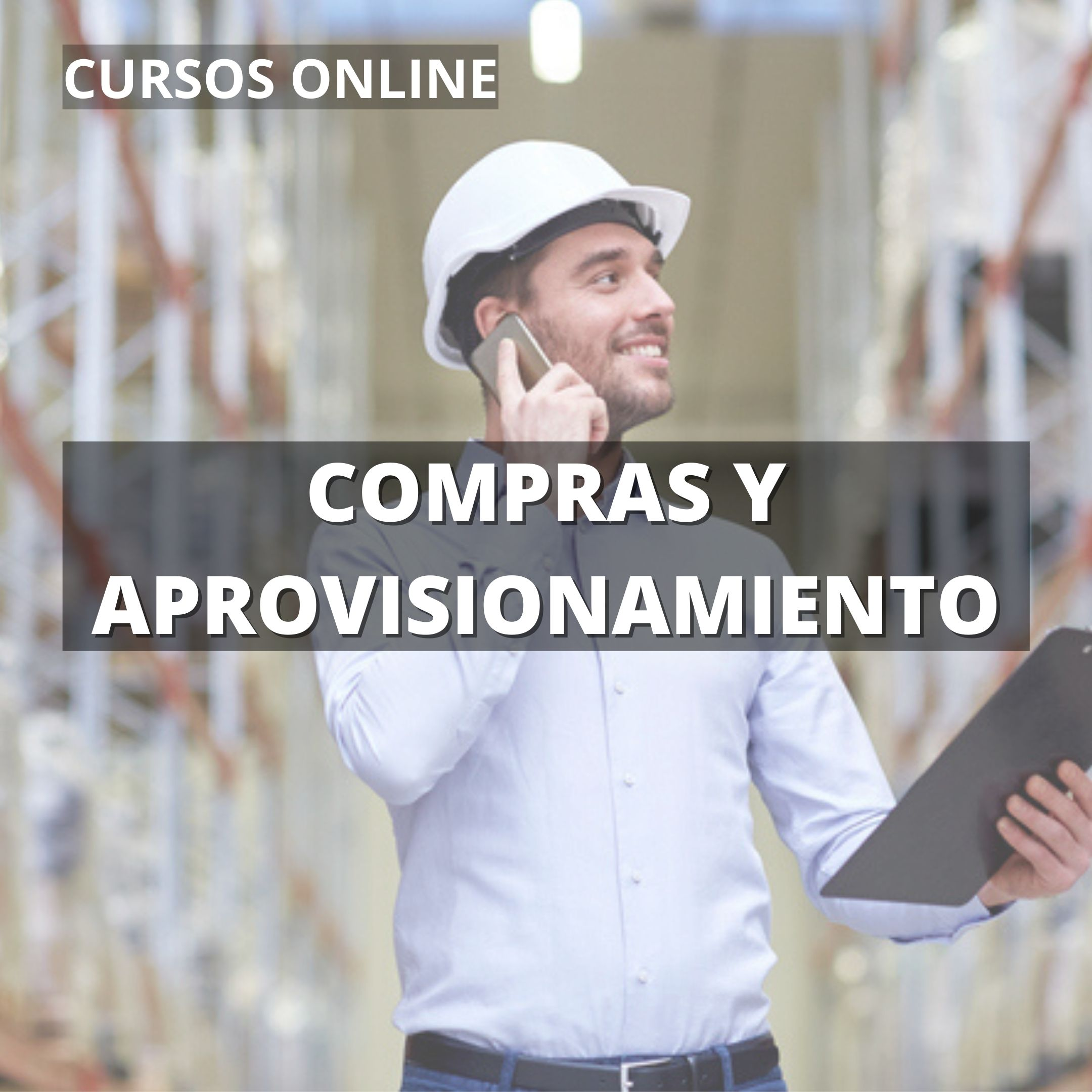 cursos online de compras y aprovisionamientos