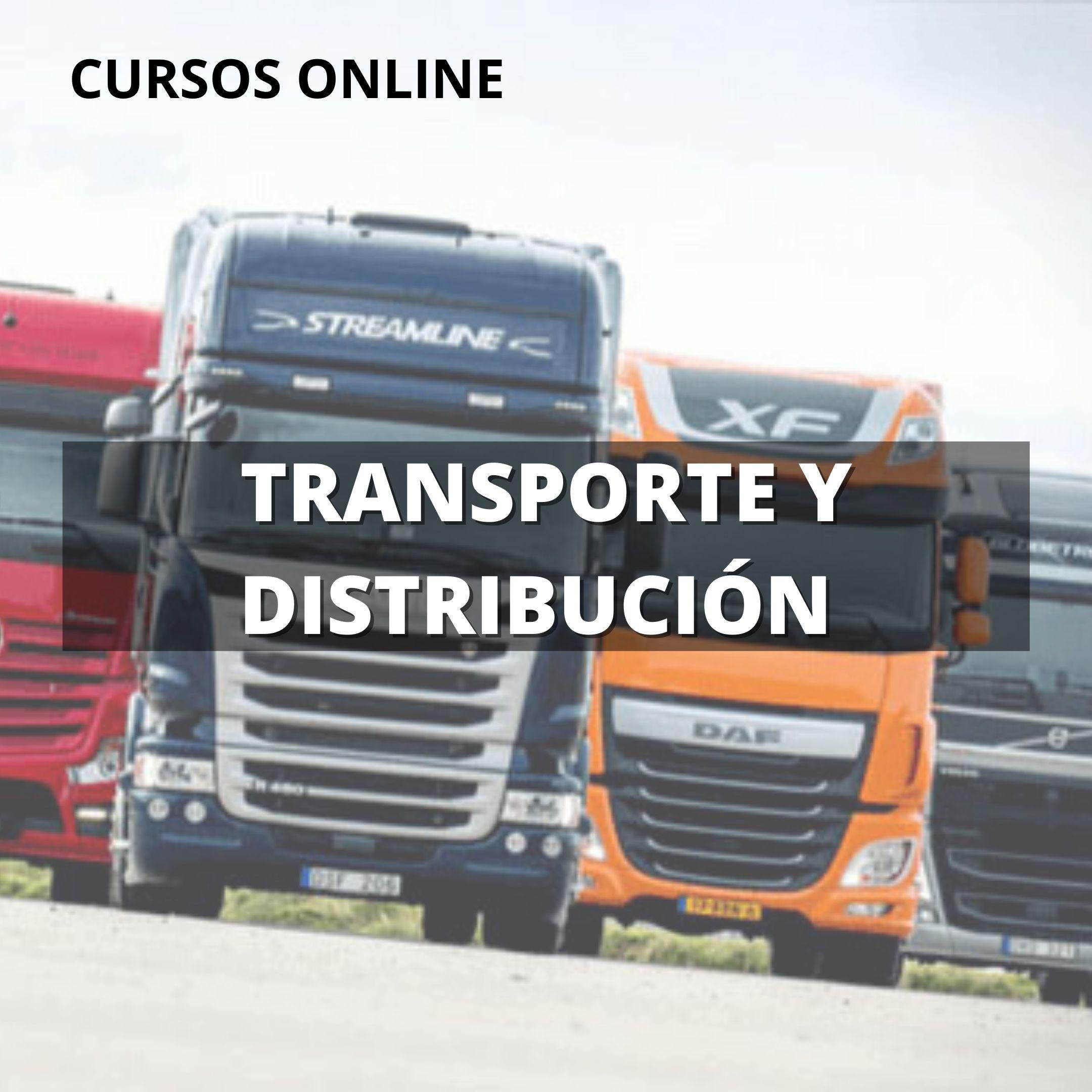 cursos online de transporte y distribución