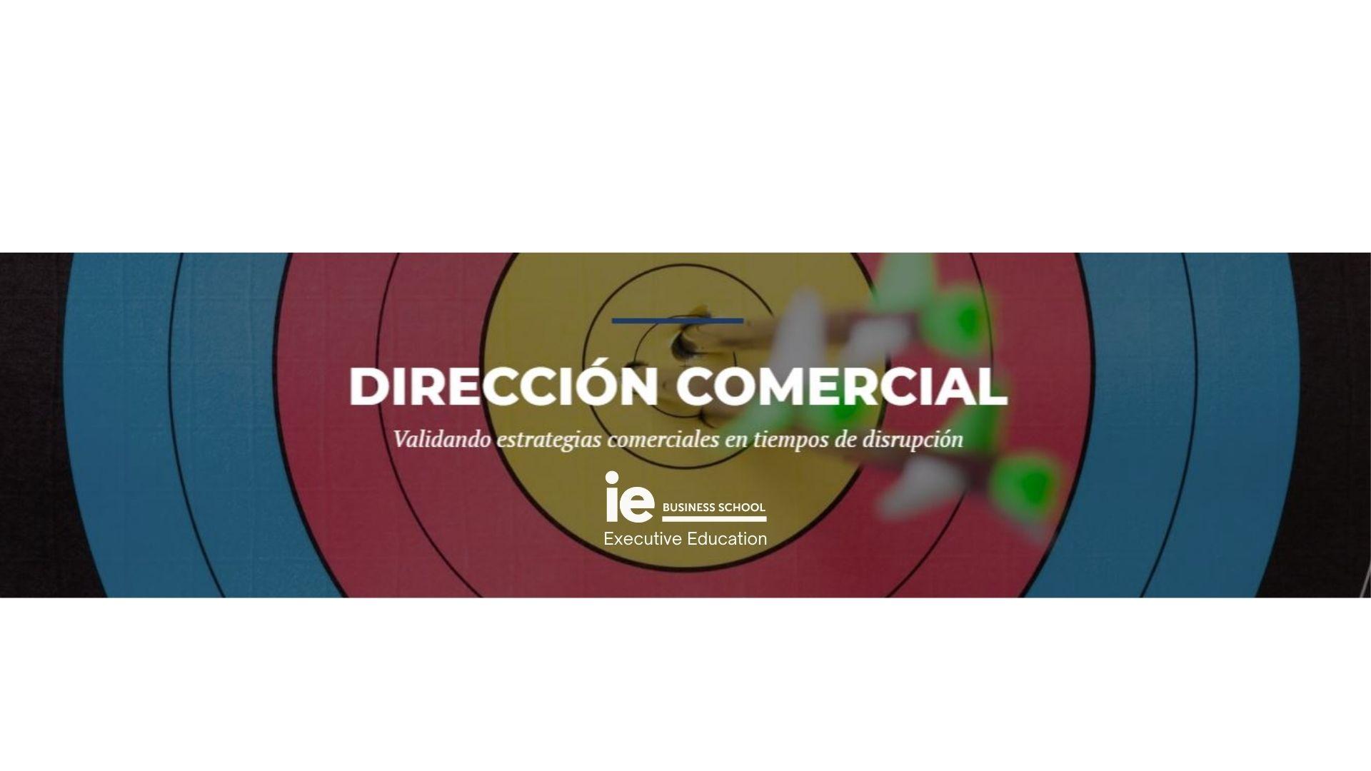 Dirección Comercial - IE - Cámara de Comercio de Murcia