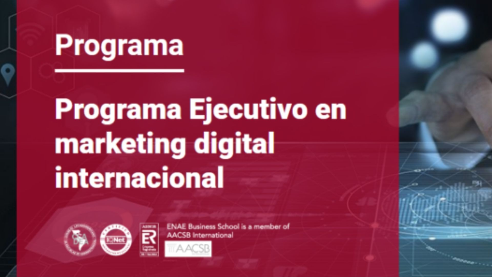 ENAE MARKETING DIGITAL INTERNACIONAL