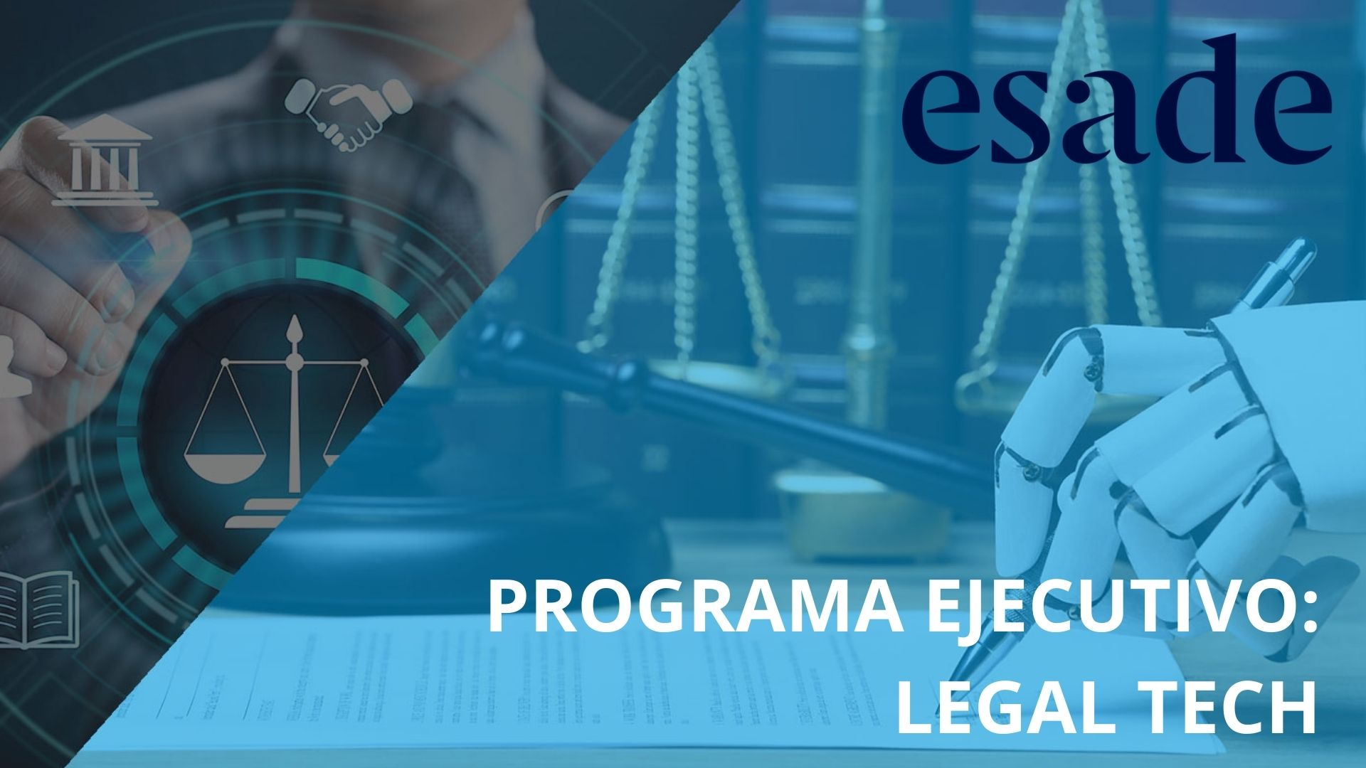 LEGAL TECH - ESADE - Cámara Comercio Murcia