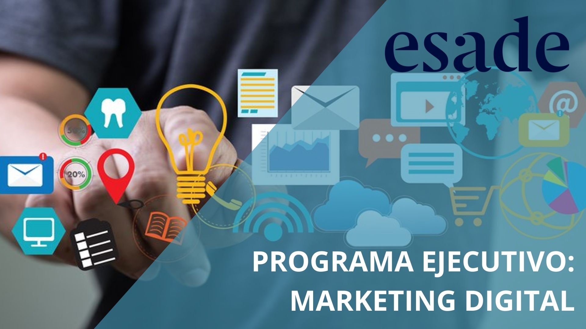 MARKETING DIGITAL ESADE - Cámara Comercio Murcia
