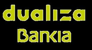 Logo Bankia Dualiza