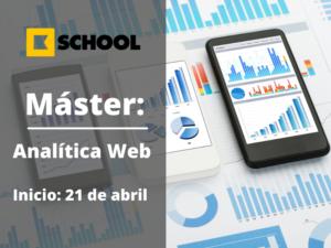 Máster Analítica Web Kschool