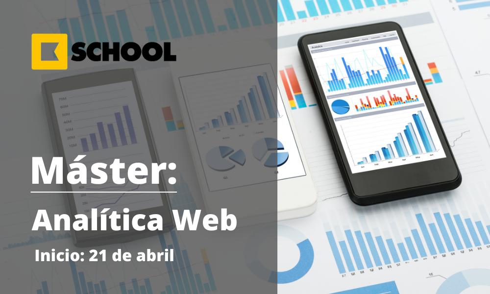 Máster Analítica Web Kschool Mailchimp